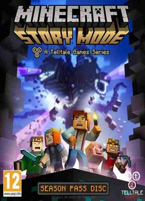 Descargar Minecraft Story Mode Episode 2 [MULTI][ACTiVATED] por Torrent